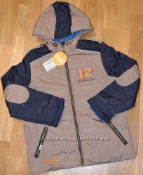 Акция Курточка деми для мальчика КТ 137 Бемби р. 104-140