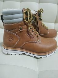 Коричневые ботинки Cool Club 29, 30, 32, 34