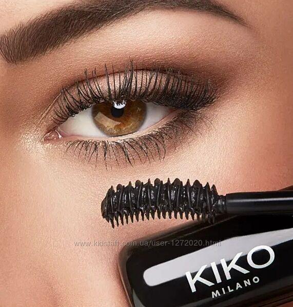 Тушь Kiko Ultra Tech volume and curl