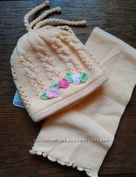GRANS зимний набор комплект шапка шарф Польша Качество