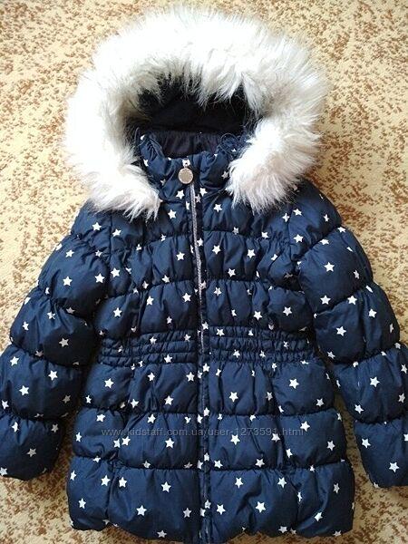 Куртка демисезонная еврозима для девочки