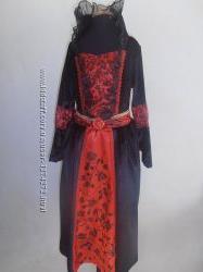 Платья  ведьмочек Хэллоуин 2