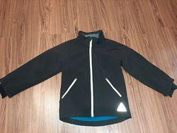 Курточка hm непродуваемая 116 122 4-6 лет