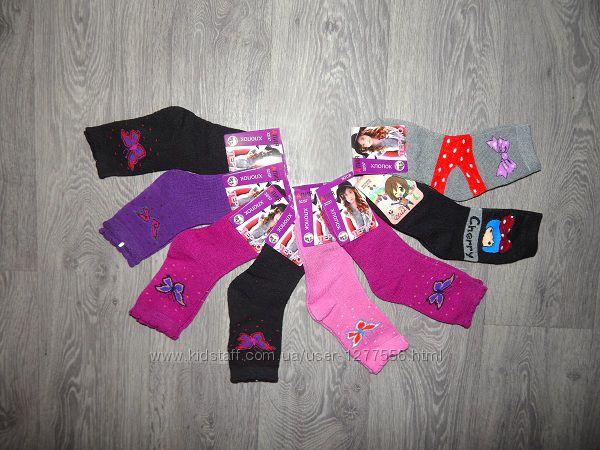 Носки махра подросток для девочки на размер 36-40