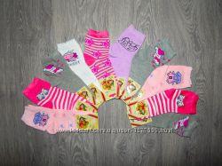 Упаковка 12 шт Носки детские для девочки хлопок