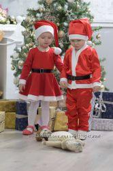 Новогодние костюмы детские