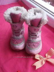 Сапоги ботинки для девочки