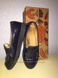Туфли на девочку кожа 33 р