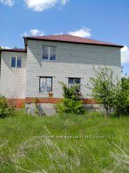 Продам отличный дом в живописном месте. п. Безруки