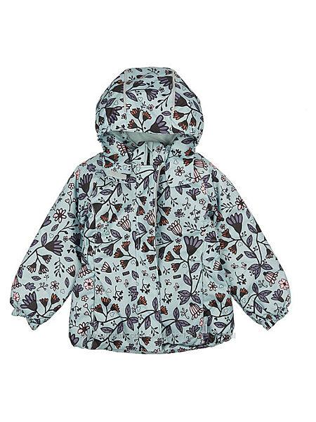 Пальто, куртка зимняя с цветочным принтом Lassie  Reima Maike