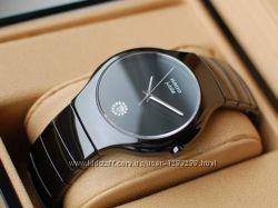 Элитные часы Rado Jubile True  керамика  black