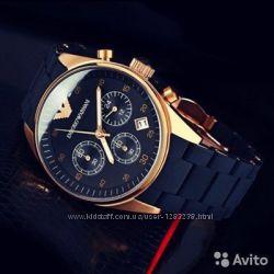 Наручные часы emporio armani blue