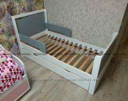 Кровать деревянная детская подростковая