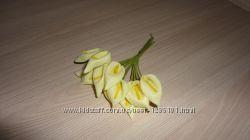 Цветы на ножке Калла