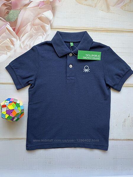Футболка-поло Benetton