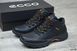 Ботинки  130 Sport низкие Кожа Black 40-45рр, 13