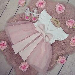 Нарядные платья для малышек