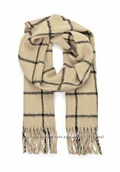 Очень теплый объемный шарф с шерстью Promod