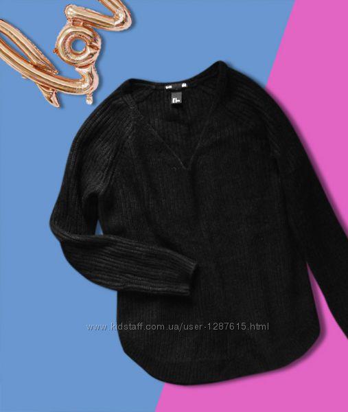 Тёплый базовый свитерок с махером, кофта H&M