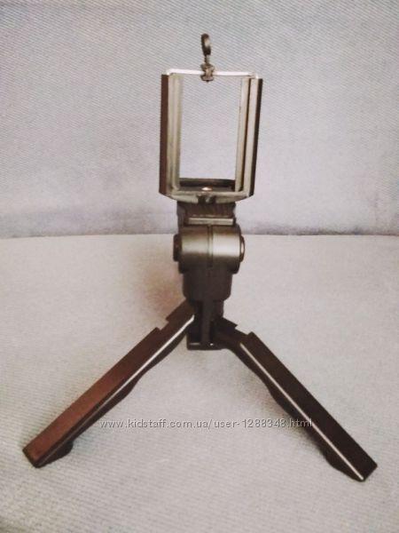 Портативный мини штатив тренога ручка стабилизатор для фото видео