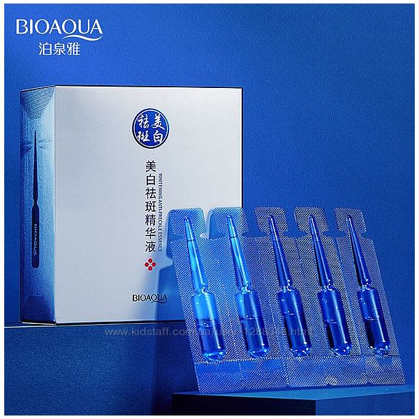 BioAqua Anti-Freckle Essence Эссенция против веснушек и пигментации