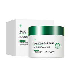 Гель-маска для лица с салициловой кислотой от акне BioAqua 120мл