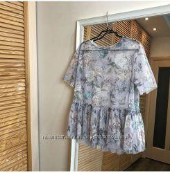 Блузка футболка new look XS S 8 10