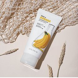 Пенка для умывания have a banana cleansing foam от it&acutes skin