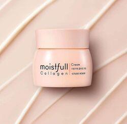 Крем для лица коллагеновый Etude House Moistfull Collagen Cream мини