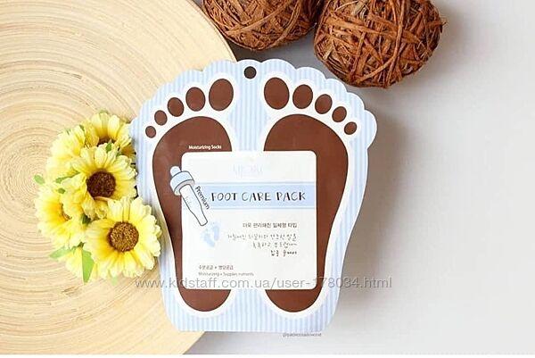 Маска для ног Mj Care Premium Foot Care Pack