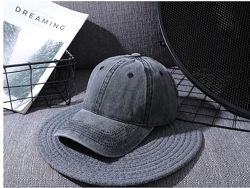 Стильные кепки в стиле кежуал