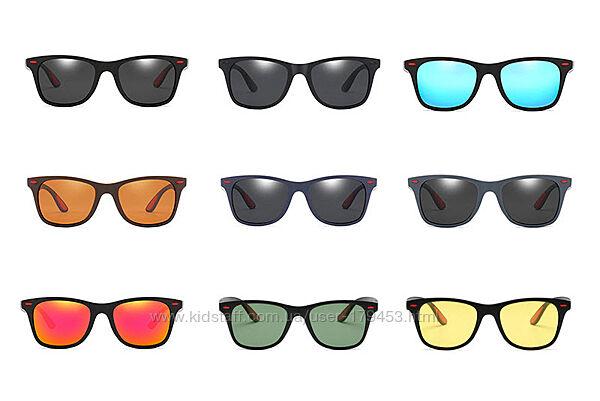 Очки с поляризацией в стиле Ray Ban - супер цена