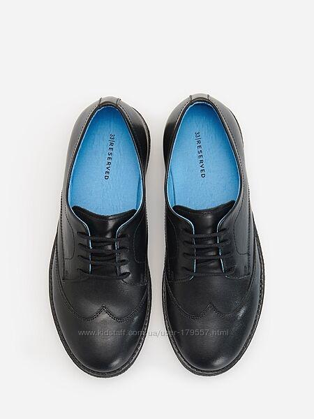 Туфли классические кожанные на мальчика  29 и 30 размер на выпускной