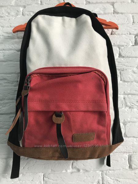 Яркий городской рюкзак портфель