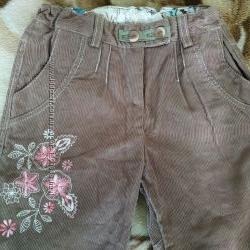 Красивые штанишки на девочку ТМ Бемби, р. 122