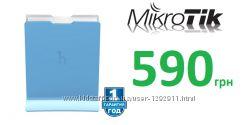 Роутер Wi-Fi Mikrotik hAP mini RB931-2nD 650MHz32Mbгарантия 1 год