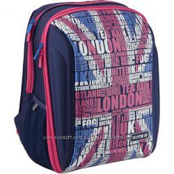 Рюкзак школьный каркасный Kite 732 London K19-732S-1
