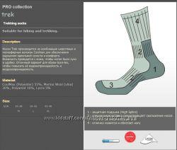 зимние носки, шерсть мериноса, потоотводящие Climberg, Словакия