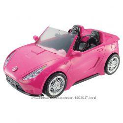 Barbie Гламурный кабриолет Барби Glam Convertible Vehicle