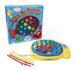 Занимательная рыбалка Lets Go Fishing Pressman Toys