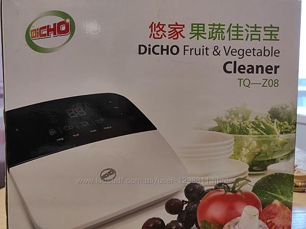 Озонатор. Очищувач для овочів і фруктів моделі DiCHO модель TQ - Z08