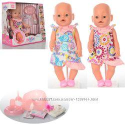 Куклы Baby born Разные. Плачит, смеется, пьет