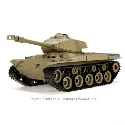 Супер танк Heng Long ру аккум M41A3 Bulldog 3839-1 116
