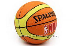 Баскетбольный мяч 7 Spalding