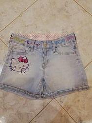 джинсові шорти H&M