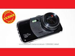 Регистратор DVR T652 4 Full HD с выносной камерой заднего вида