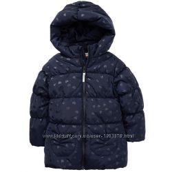 Теплая куртка для девочки Topolino Германия , р. 122-128 на 6-8л Зима 2019