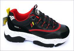 25.7 Skechers Felix Ampd женские черные кроссовки оригинал