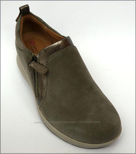 25.0 Clarks Un Adorn ZIP женские туфли оригинал