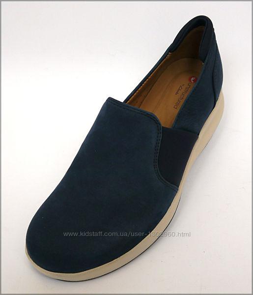 24.5 Clarks Un Adorn Step женские туфли оригинал
